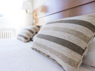 Ein Bett für zwei Personen